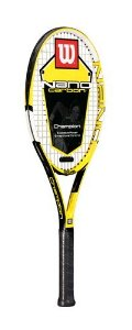 Wilson Nano Tennis Racquet - Made With Nanotechnology